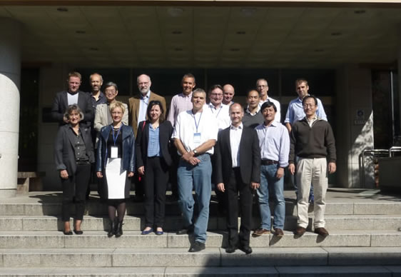 SAG RG group picture 2014