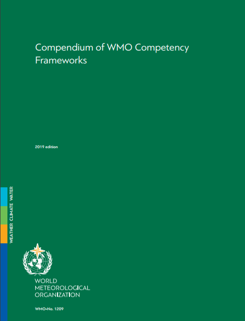 Compendium of WMO Competency Frameworks (WMO-1209)