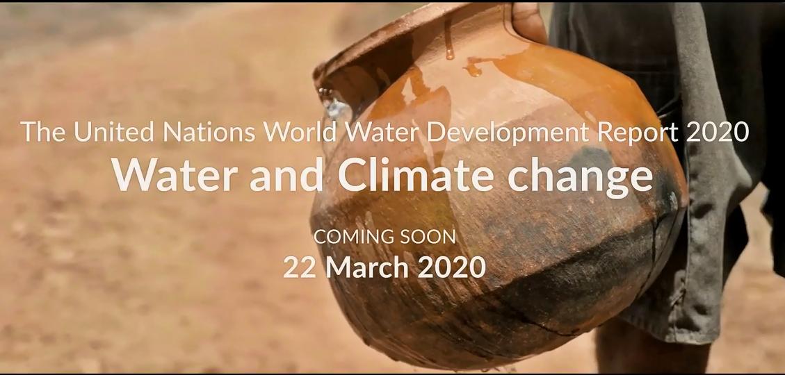 UN World Water Development Report 2020 short video