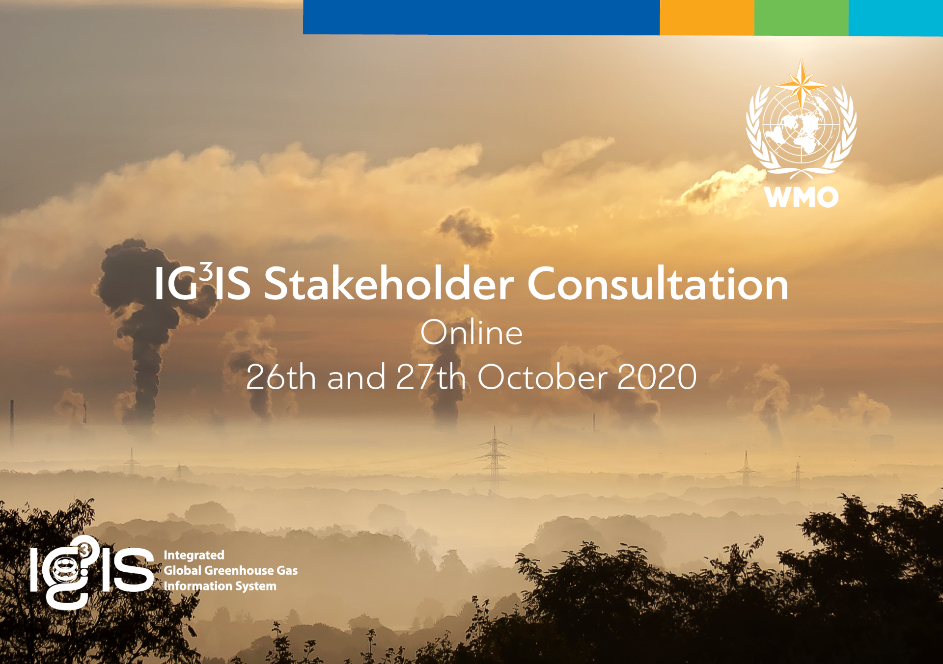 IG3IS stakeholder consultation flyer