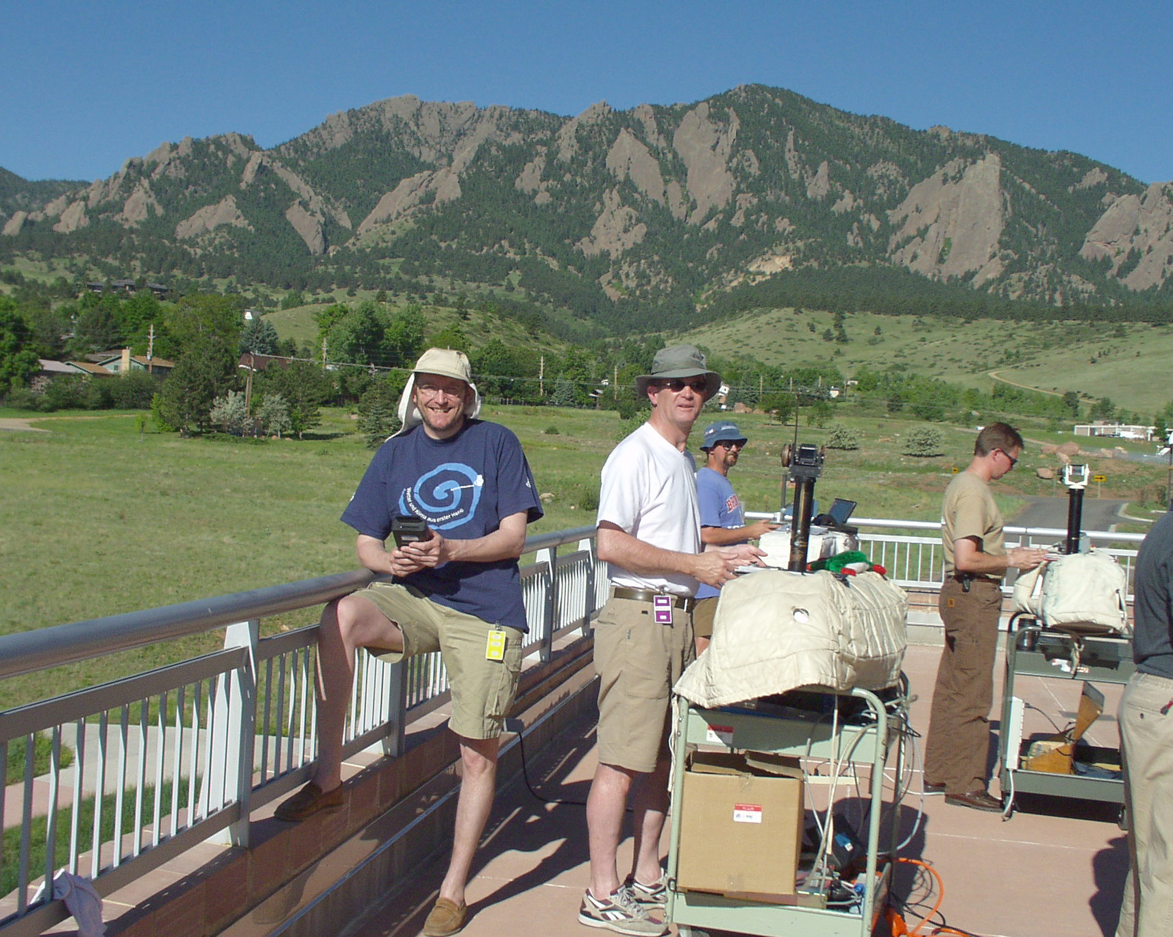 World Dobson Calibration Centre in Boulder