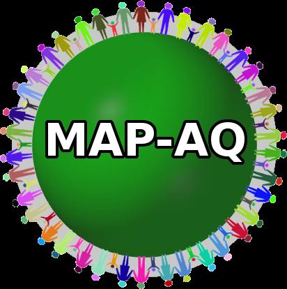 MAP-AQ Logo