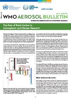Aerosol Bulletin N2