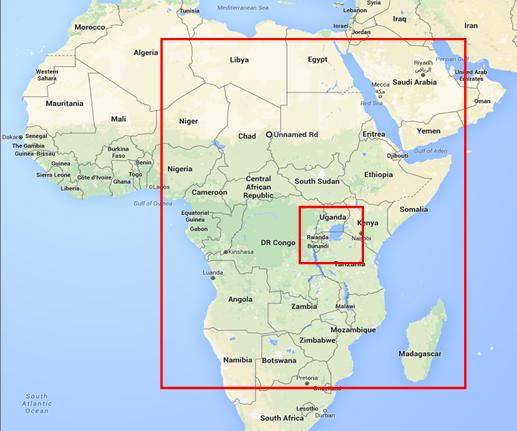 SWFDP-Eastern Africa