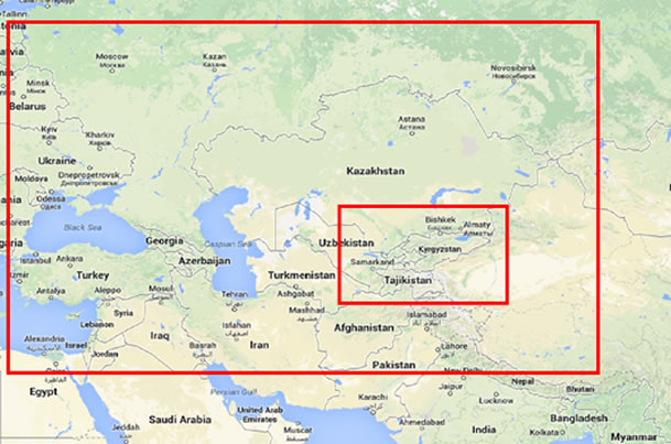 SWFDP-Central Asia