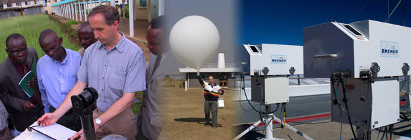 ozone observations