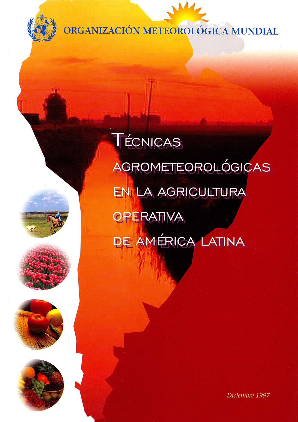 Operational Agricultural Meteorology in Latin America Cover