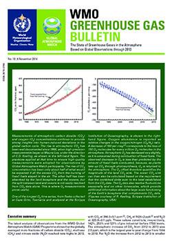 GHG Bulletin 10