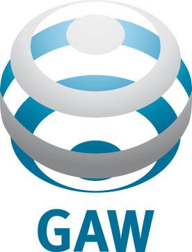 GAW logo vert