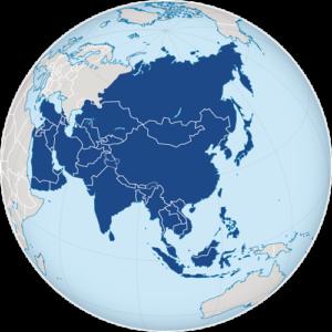 Region 2 - Asia