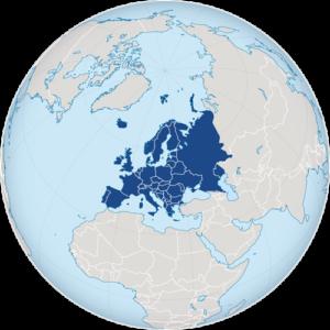 Region 6 - Europe