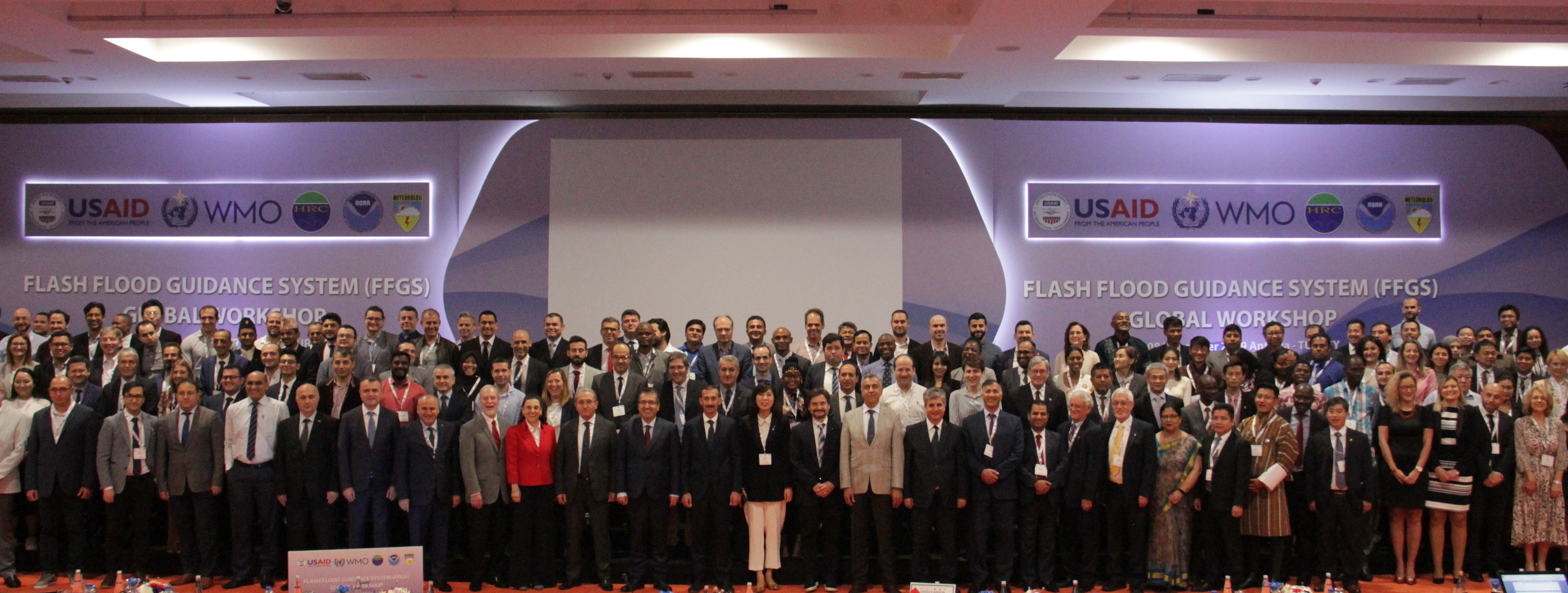 FFGS Global Workshop 2019 Group picture