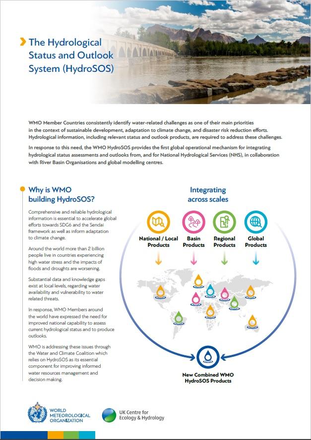 HydroSOS Flyer 2021