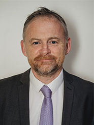 Ian Lisk SERCOM President