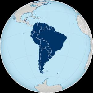 Region 3 - South America