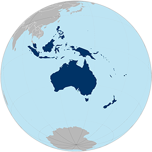 Region 5 - South-West-Pacific