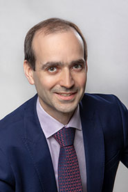 Yuri Simonov SERCOM Vice-President