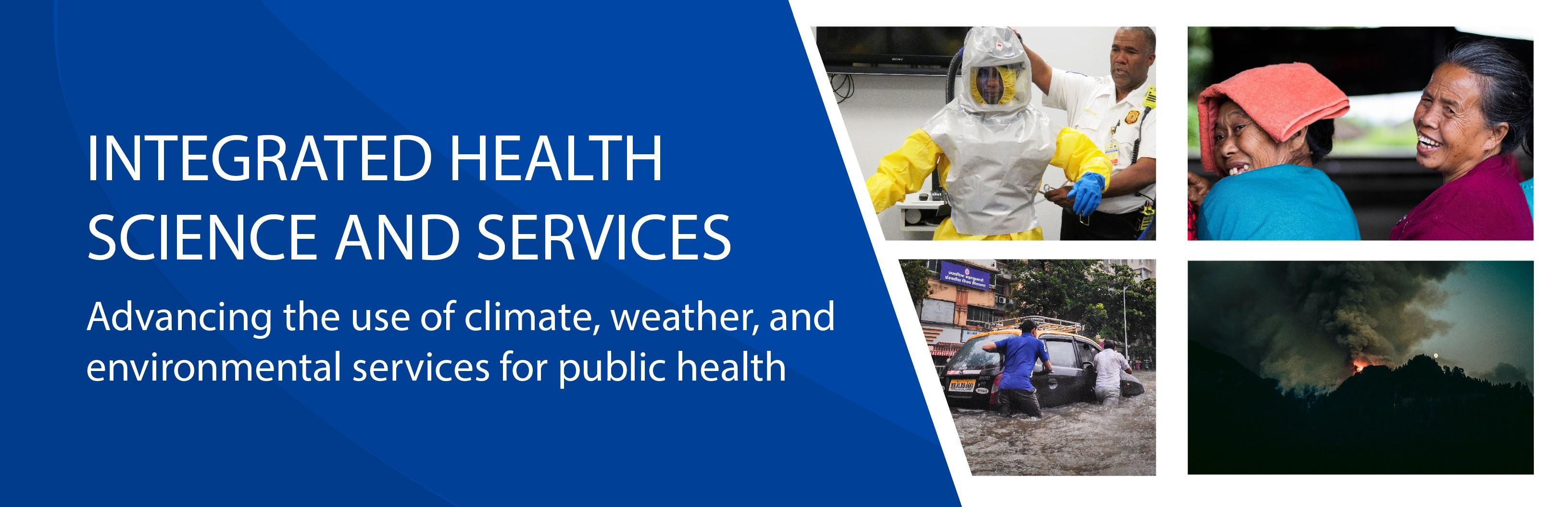 health service banner