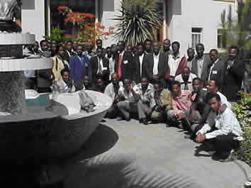 Photo Mekelle Seminar Participants