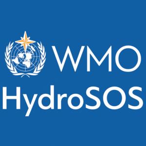 WMO HydroSOS Logo